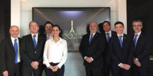 WSF Olympic bid Paris 2024